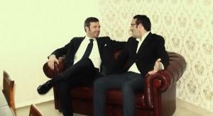Nino Marino (a sinistra) e Vincenzo Longhitano