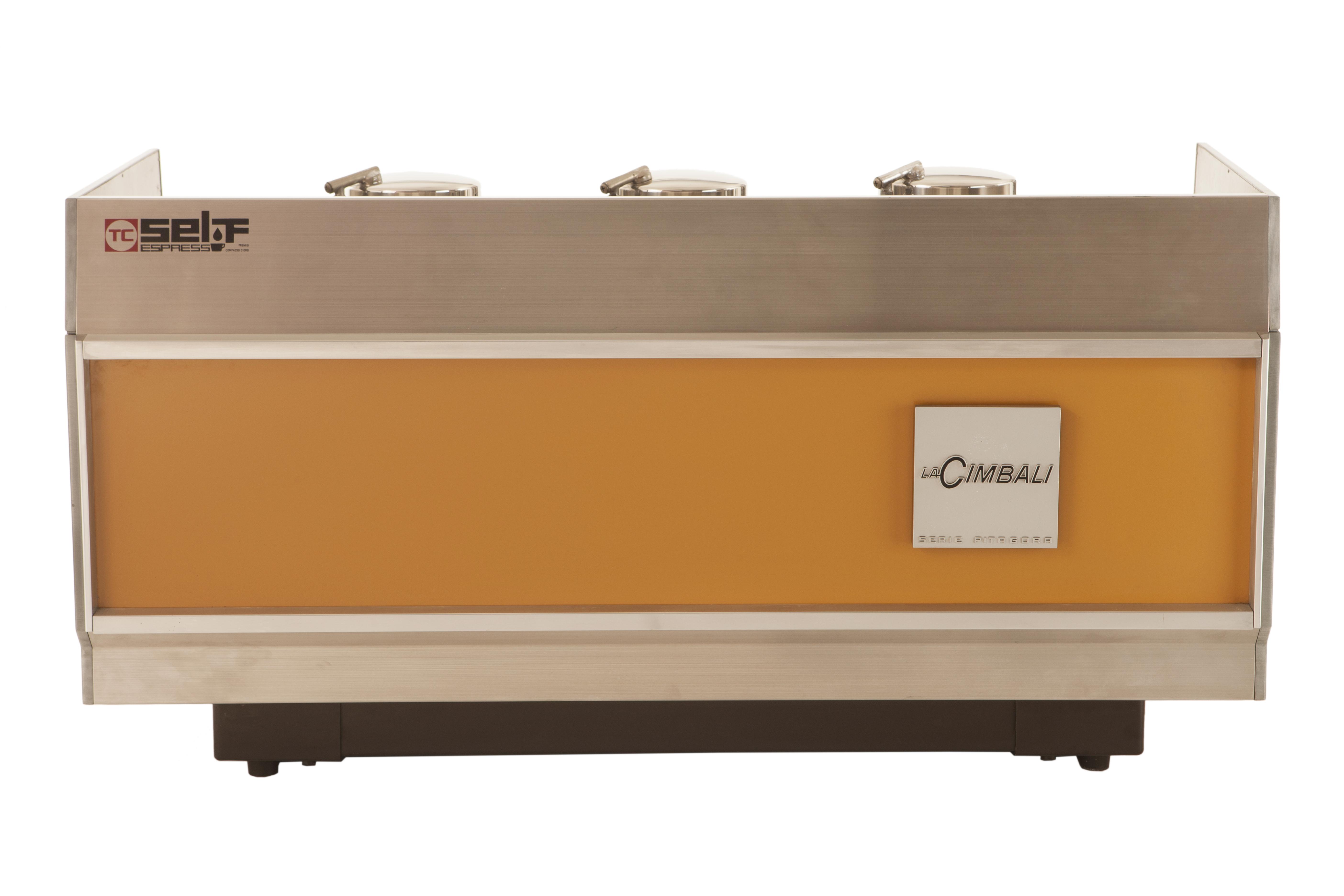 Italian Espresso Machine >> MUMAC: a tribute to coffee machines by Cimbali Group - Italian Good News