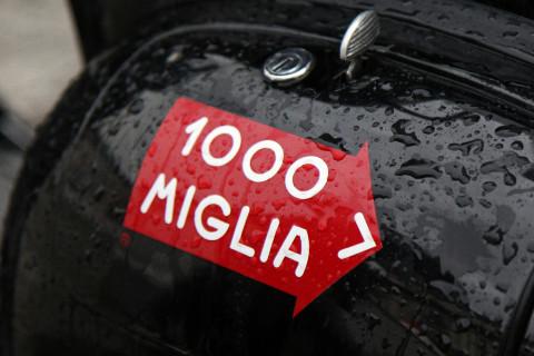 Mille Miglia 13 kybo red arrow
