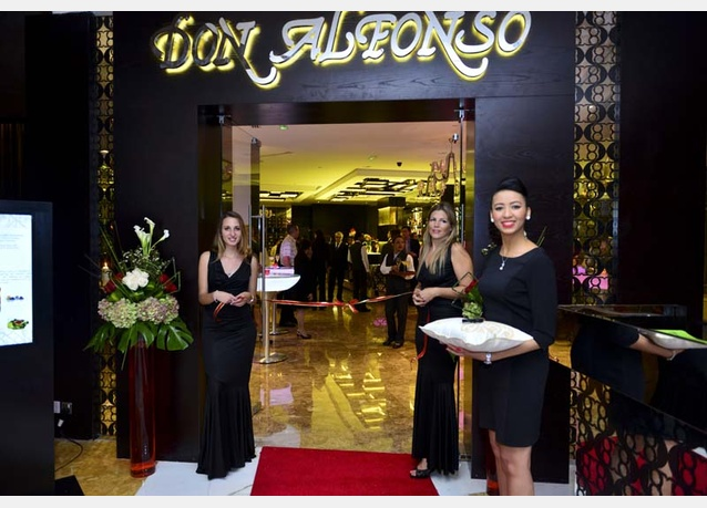 don alfonso opening