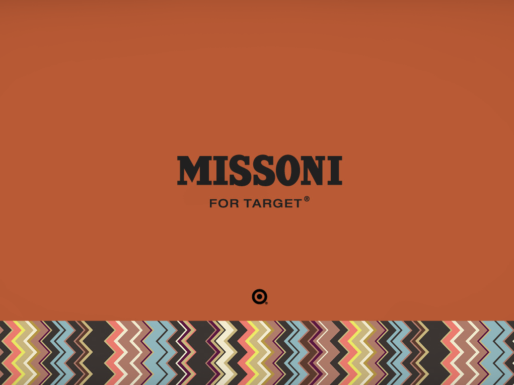 Italian Label Missoni In Deal To Sell In Local Target