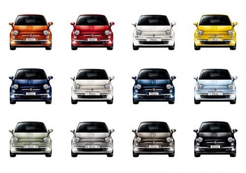 Fiat 500 The Next 007 Supercar Italian Good News