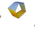 Triple Zephyr I (Triptych)
