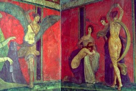 Pompei villa dei misteri