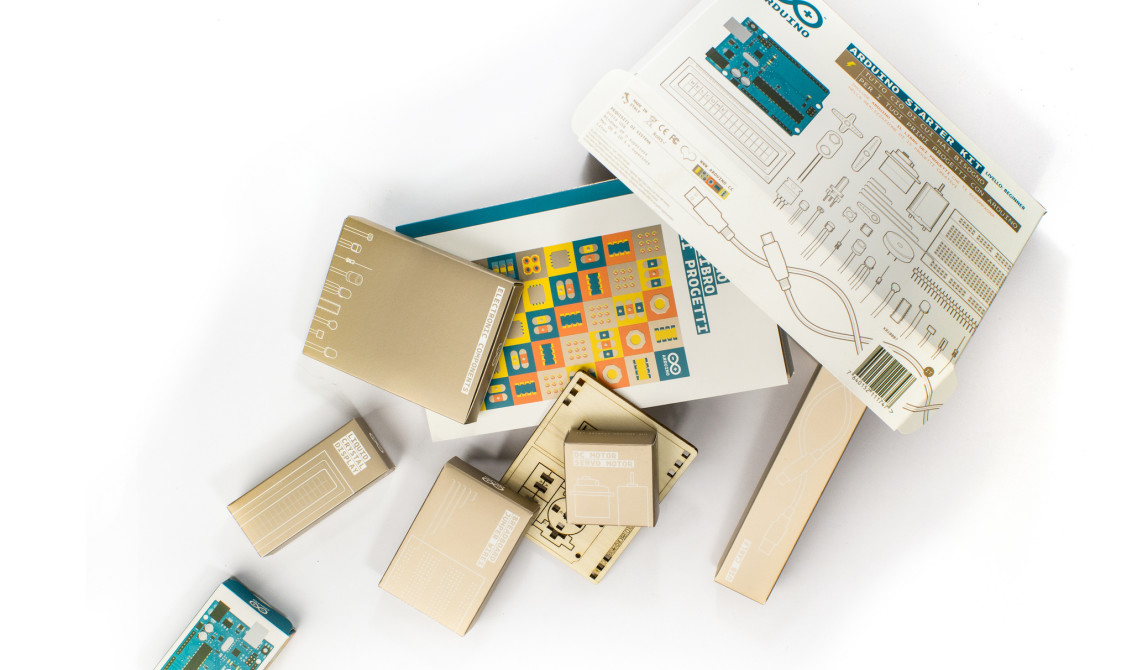 Arduino Starter Kit italian 1