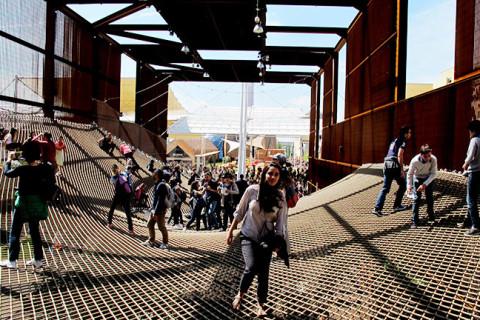 Expo 2015 brasil-wire