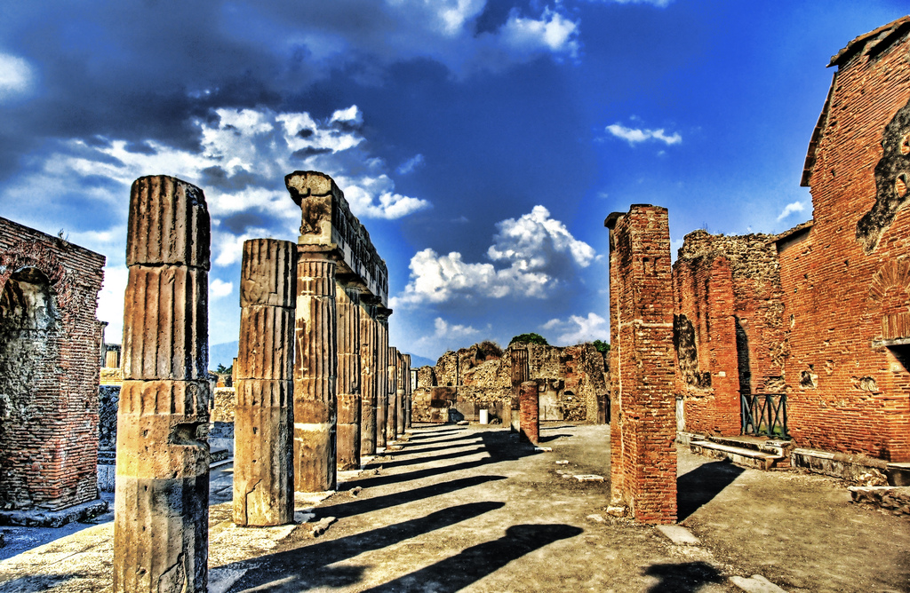 LoveItaly! Preserving Italy's cultural heritage