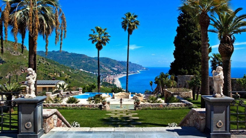 Togethersicilia the luxury in sicily as you dreamed for Boutique hotel taormina