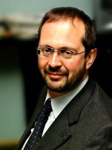 The president of Is Clean Air, Pietro Calò