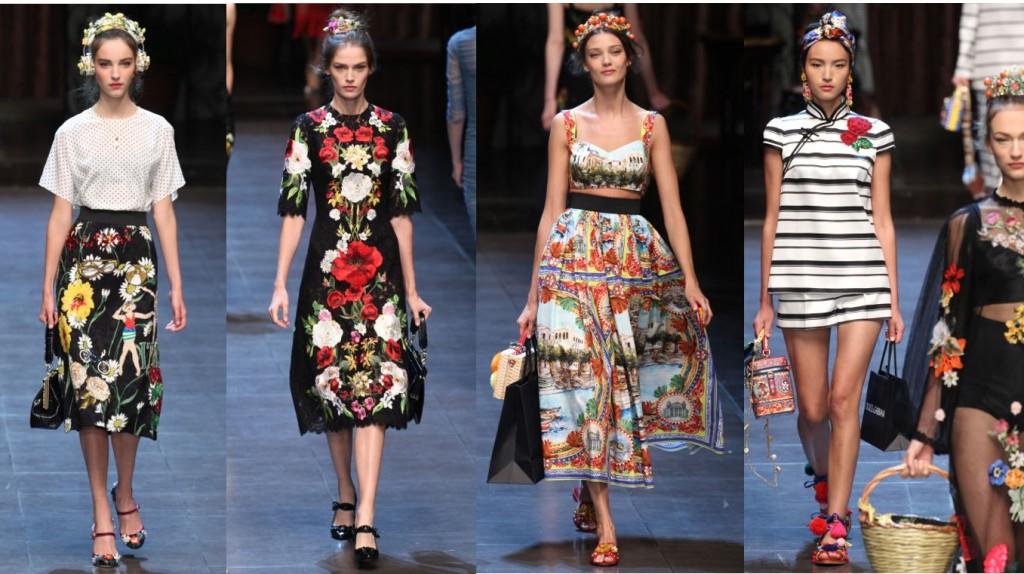 Milan Fashion Week earns its leadership Dolce & Gabbana