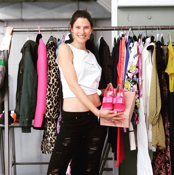 A Piece Of Me: Bianca Balti sells off entire wardrobe for the refugees