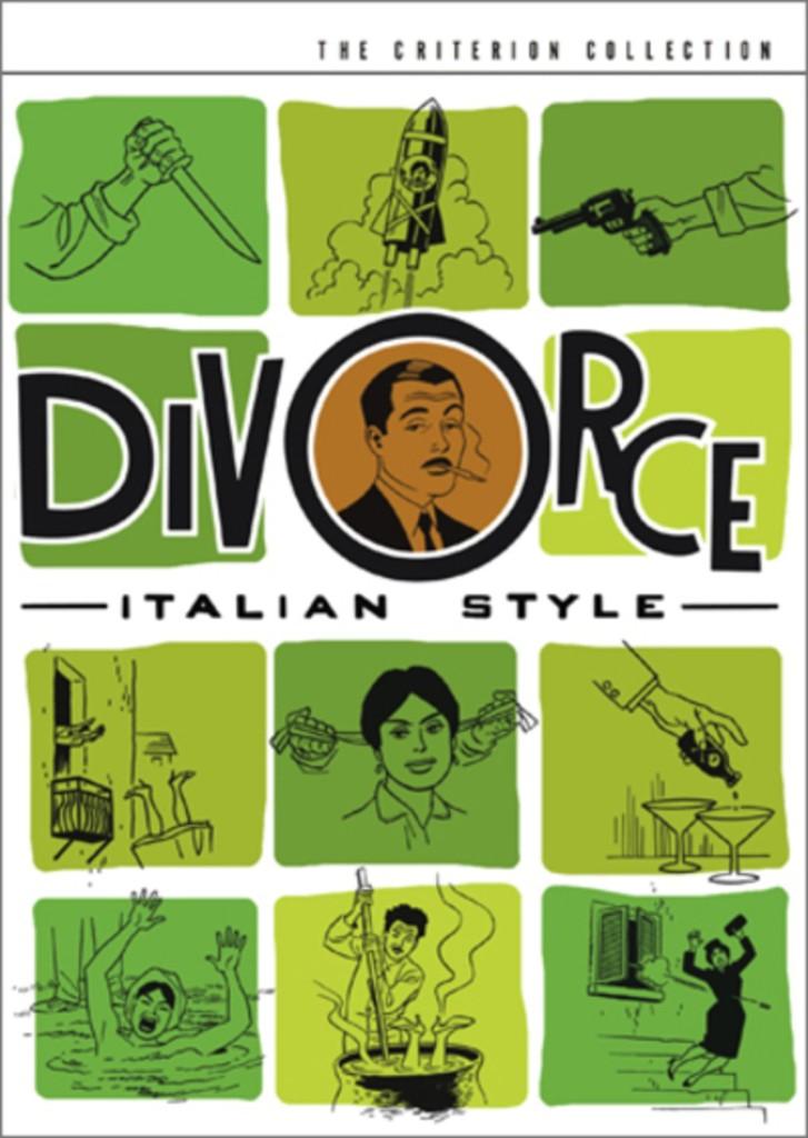 Divorce Italian style - movie