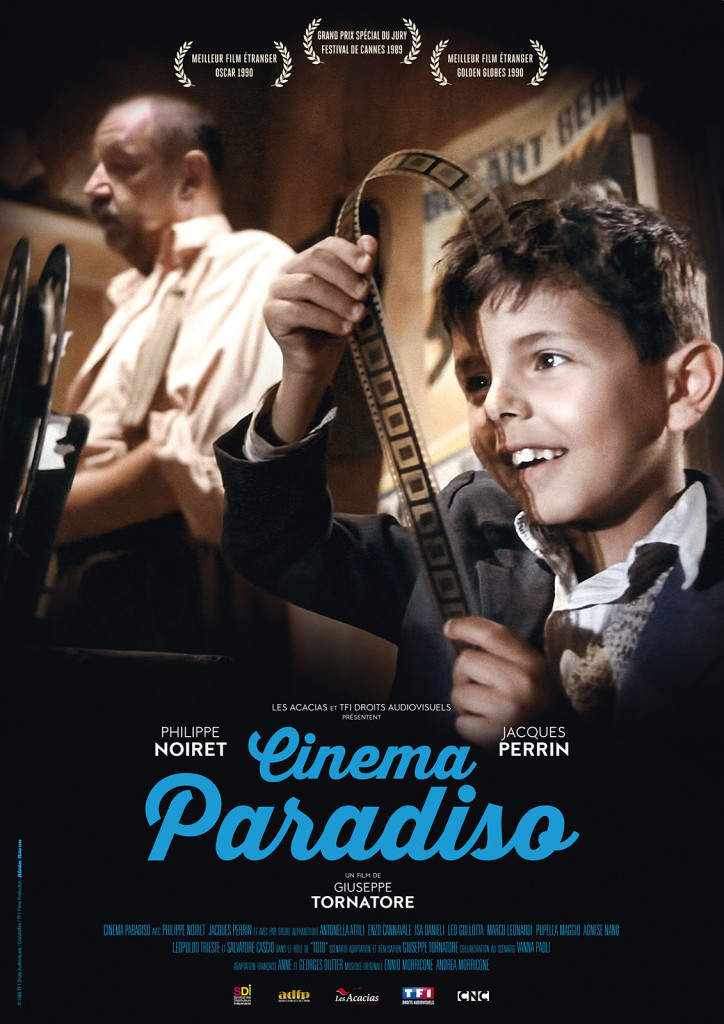Cinema Paradiso - movie