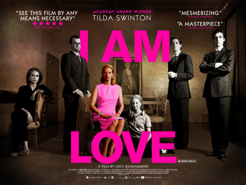 I am love - movie