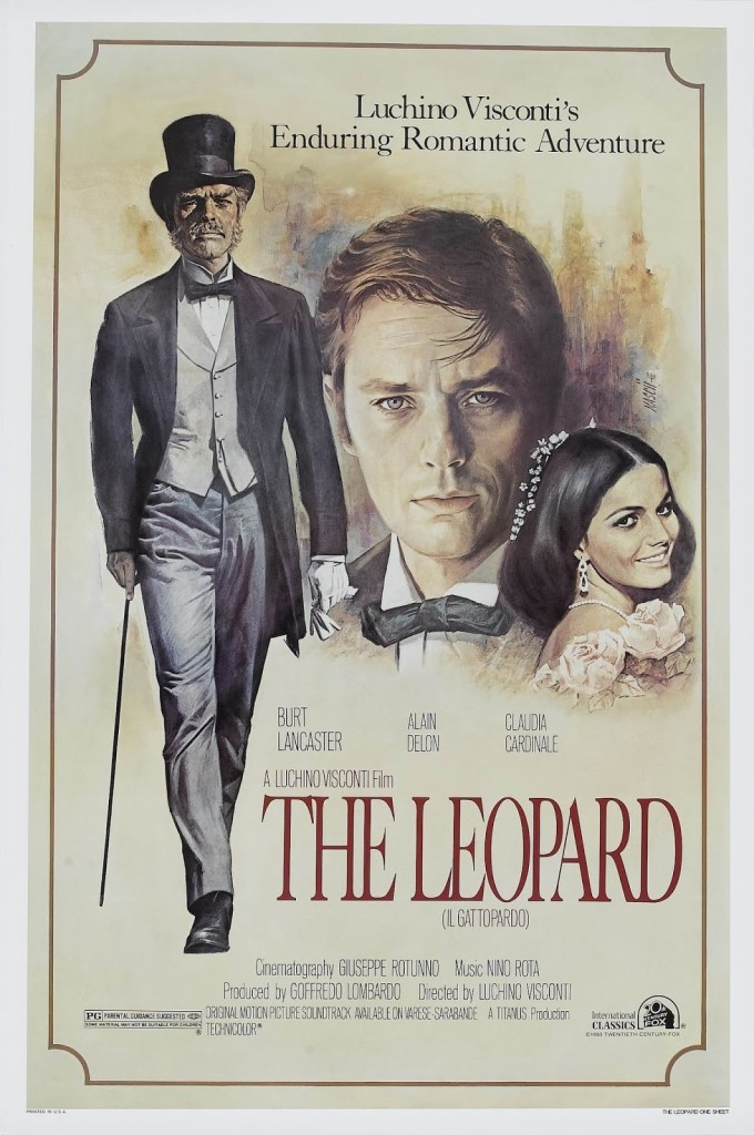 The leopard - movie