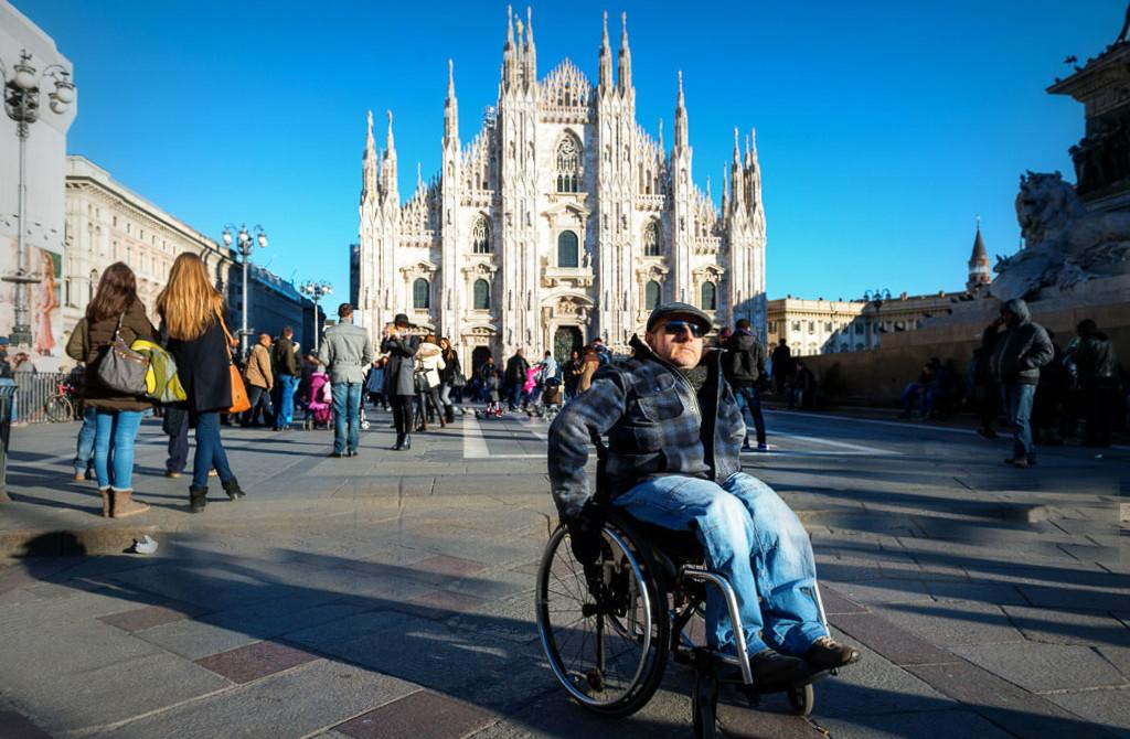 Duomo square Milan