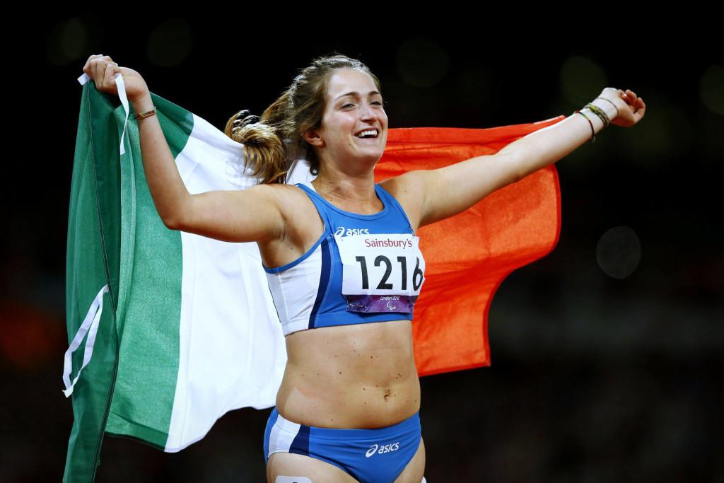 Martina Caironi at Paralympics 2016