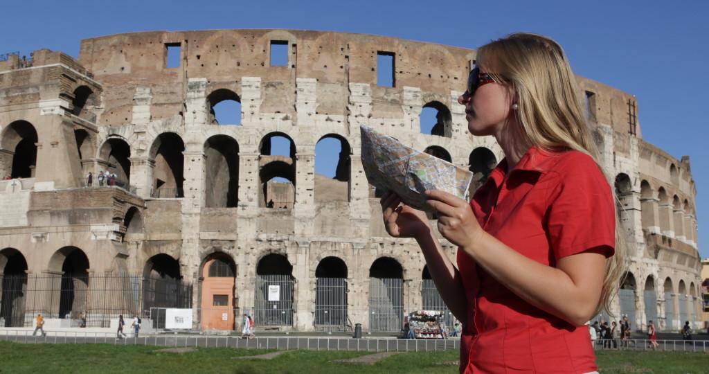 Rome-tourist