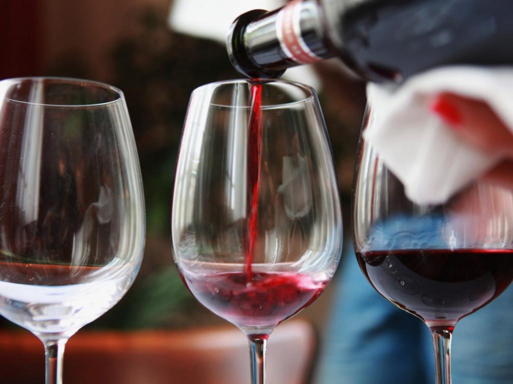 Wine in Merano