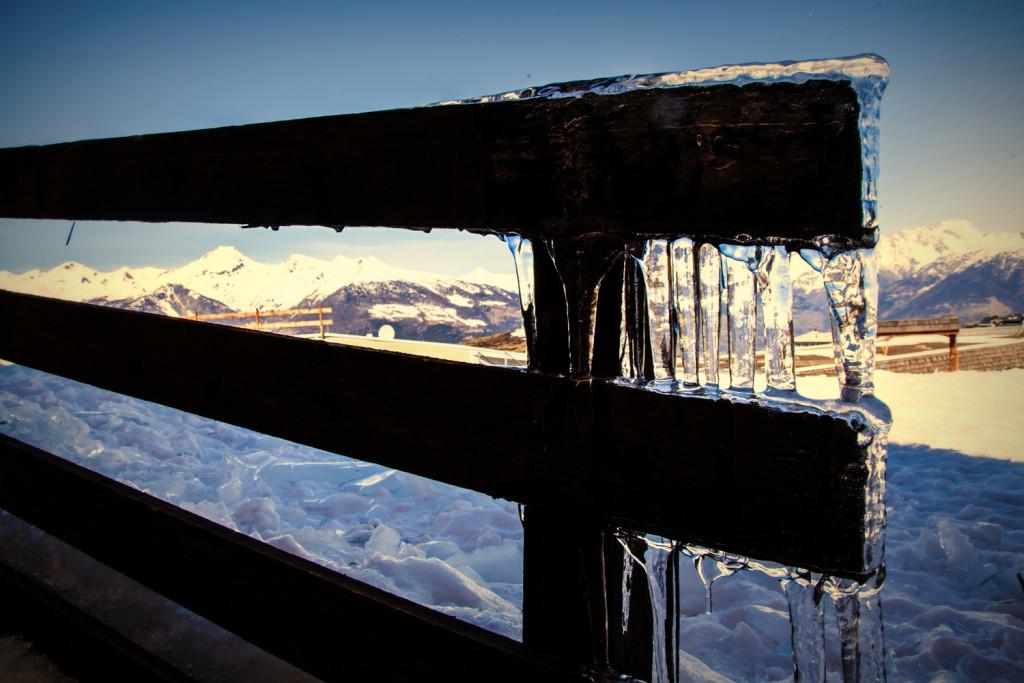 Mountains Aosta Valley