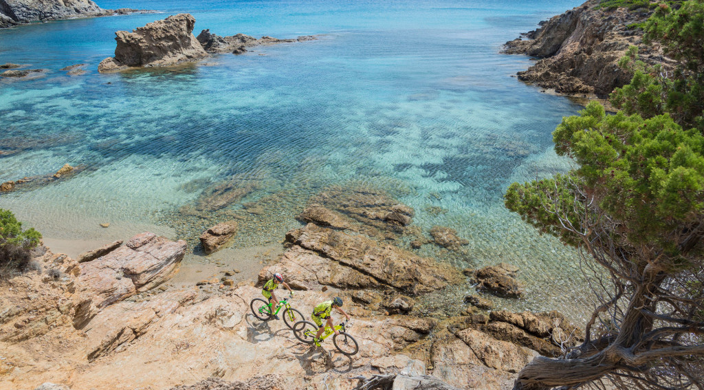 Cycling vacation around Sardinia