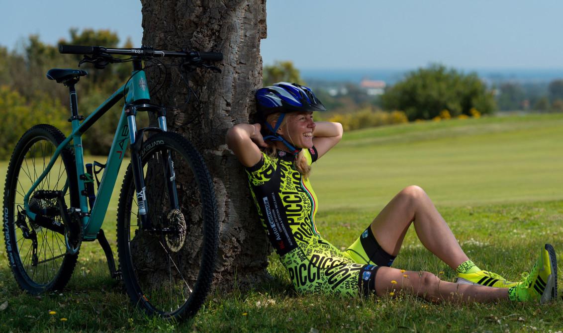 Cycling vacation