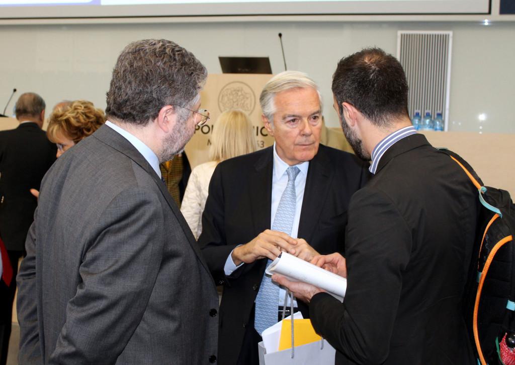 Carlo d'Ippolito and Umberto Bertelè
