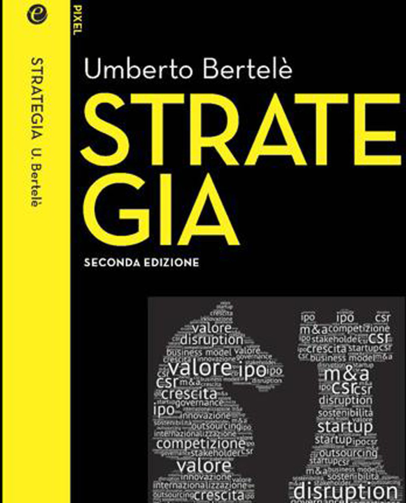 "The book ""Strategy"""