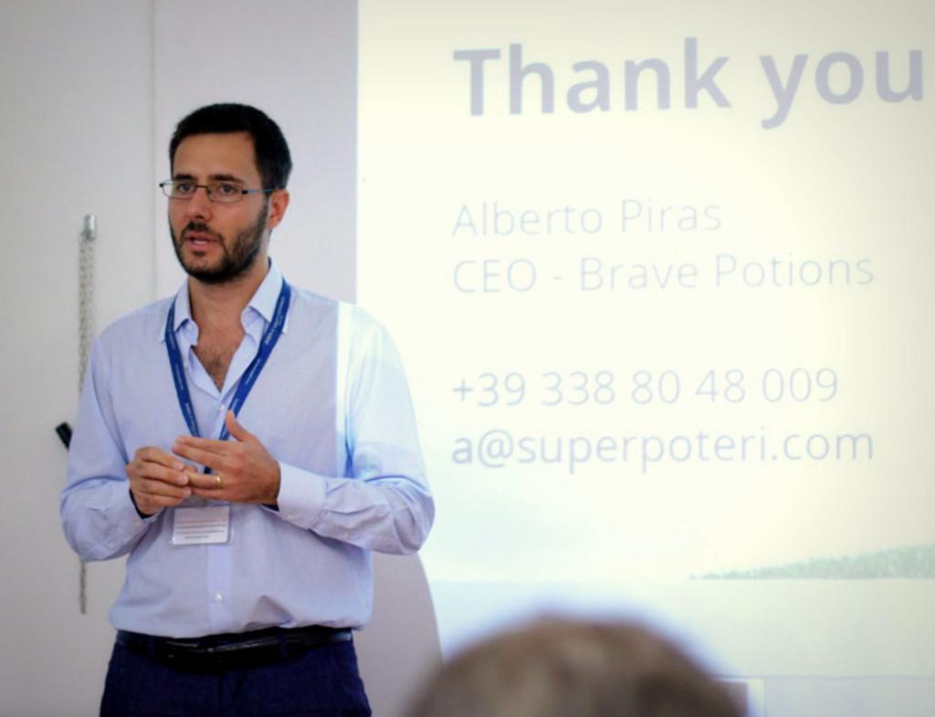 Alberto Piras - CEO