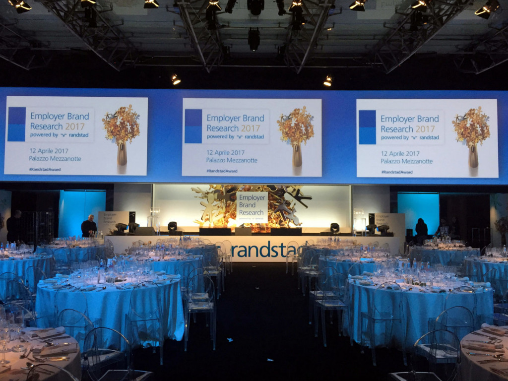 The gala dinner and the awards