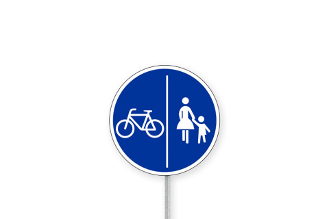 Cycling route