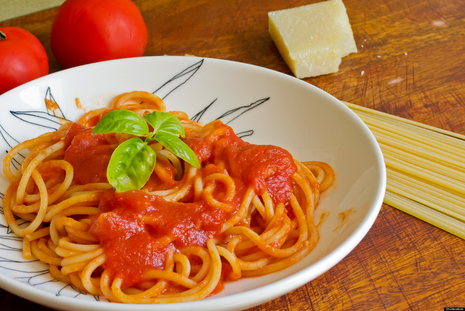 Italian food abroad make it simple italian good news for Italian meals