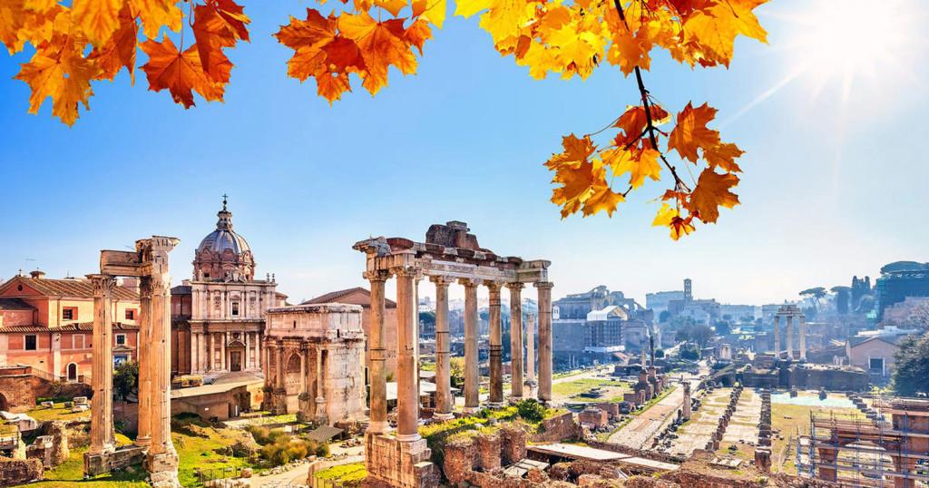 fall destinations italy