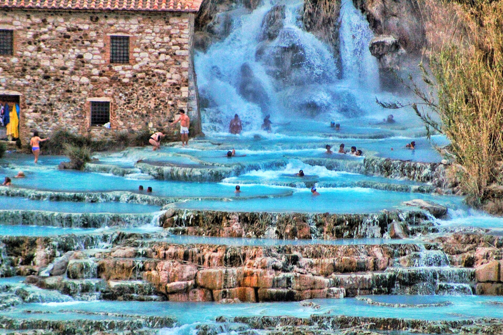 Saturnia Thermal Springs