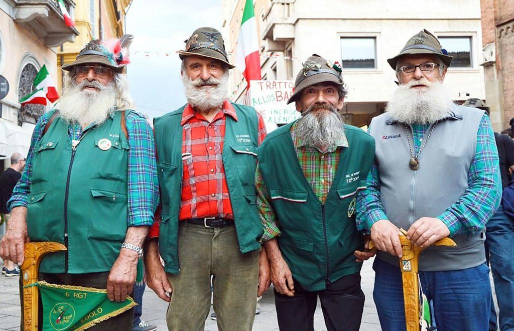 Alpini veterans