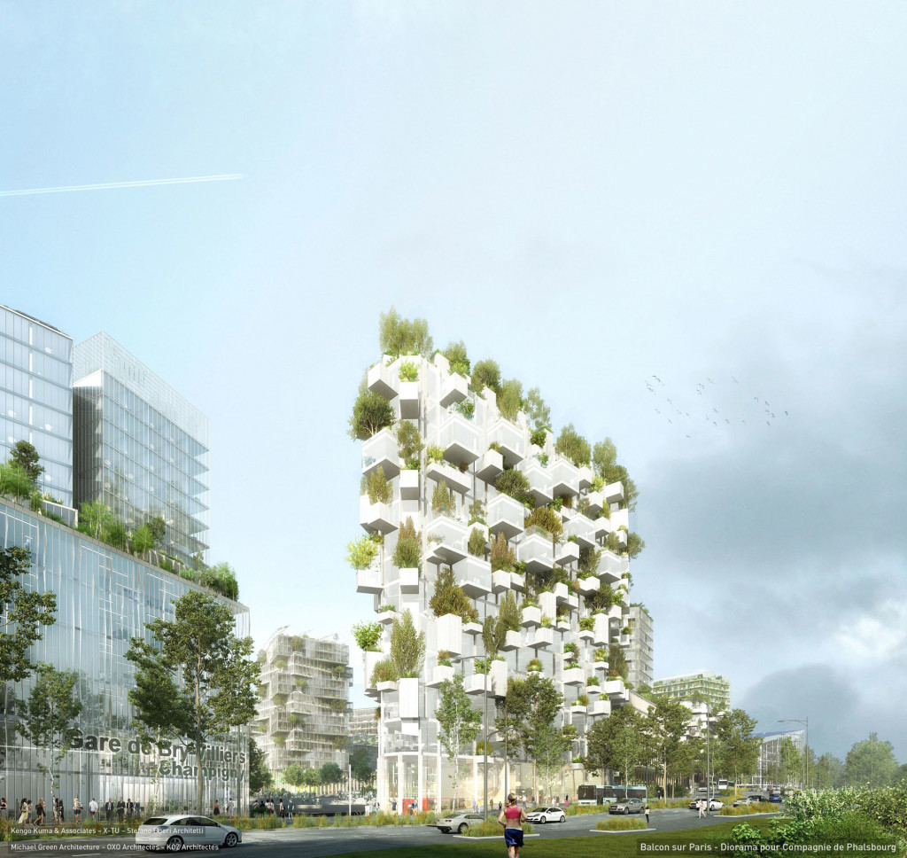 Vertical Forest in Milan
