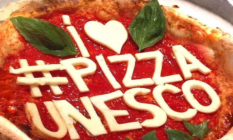 Italian pizza as a world heritage