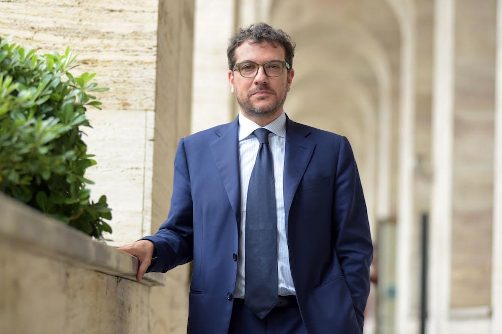 GIUSEPPE FALCO CEO BCG ITALIA